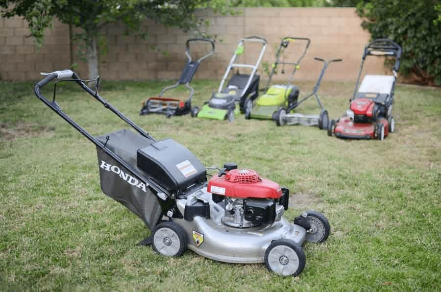 Best Push Mower For Small Yard