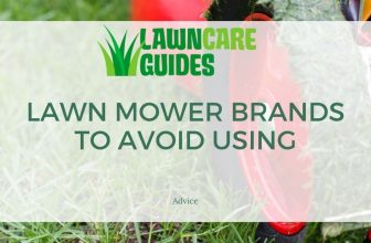 lawn mower brands to avoid using