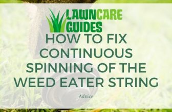How to Fix Continuous Spinning of the Weed Eater String