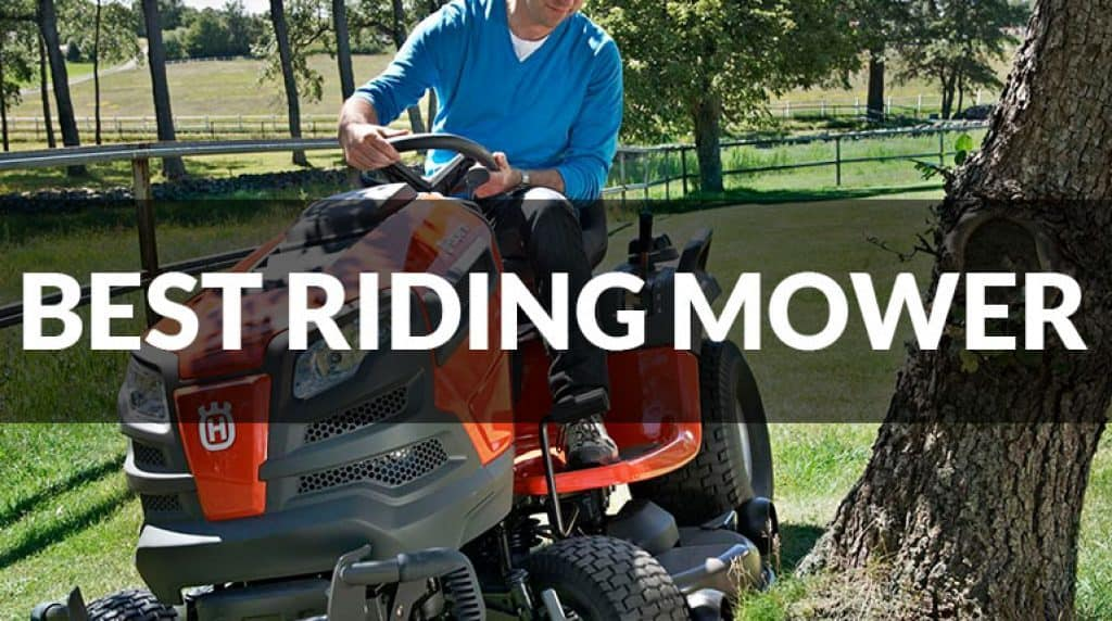 best riding mowers for hills