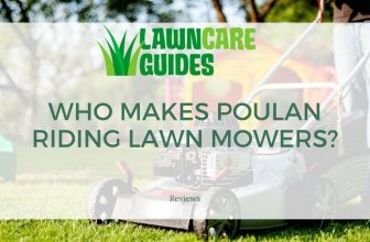 Who Makes Poulan Riding Lawn Mowers & Where Are They Made?