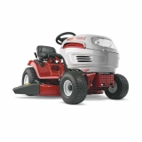 Who Makes White Lawn Mowers?