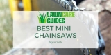 Best Mini Chainsaw of 2021 [Reviews & Buying Guide]